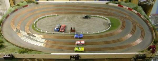 Oval Slot Car Track Auslot Forums